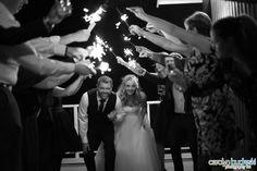 Calgary Wedding Photography by Carolyn Budreski Photography Inc. Night Wedding Photography, Sparkler Photography, Wedding Photography Inspiration, Wedding Night, Professional Photography, Sparklers, Calgary, Real Weddings, Photo Ideas