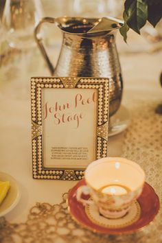 For all you festival lovin' guys and gals out there we have the super fun wedding of Colly and Kerry! Taking inspiration from their love of music and festiva. Picture Frame Table, Picture Frames, Wedding Table, Wedding Day, Candle Jars, Candles, Table Centers, Centre Pieces, Table Centerpieces