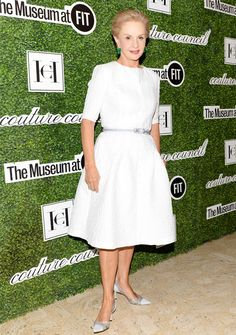Carolina Herrera Honored with the Couture Council Artistry of Fashion Award #InStyle She is one of my fav designers.