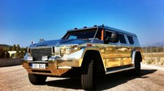 "Zuckerberg should buy a gold-coated replica of the Latvian-made Dartz armored car driven by His Excellency Admiral General Aladeen in the film ""The Dictator."" Heck, for just $500,000 a pop he can buy all ten that will be made."