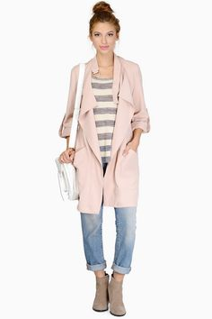 Penny Trench Jacket