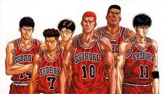 Anime Classic: Slam Dunk
