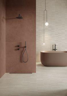 Natural Bathroom, Modern Bathroom, Master Bathroom, Grand Designs Houses, Interior Photo, Dream Bathrooms, Palette, Bathroom Interior Design, Minimal Design