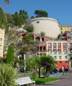 Castle Hill  - Nice - France