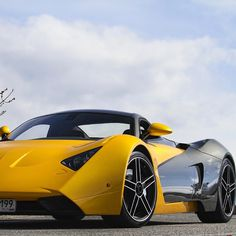 Marussia B1 Follow our Friend @TimothySykes for daily Luxury Travel Inspiration @TimothySykes  #  Photo by Kevin Stec