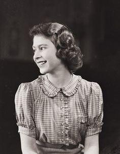 """Duty first, self second."" ― Queen Elizabeth II, Princess Elizabeth, 1941"