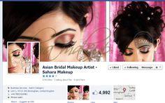 https://www.facebook.com/asian.bridal.makeup.training - asian bridal makeup training Sahara Makeup is based in the West Midlands. We specialise in Asian / Indian Bridal Makeup and Training. https://www.facebook.com/bestfiver/posts/1441970852682552