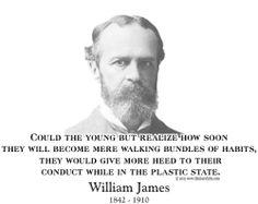 william james essay on consciousness