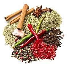 9 herbs and spices for weight loss. Did you know that herbs and spices have powerful qualities that can help you lose weight and get healthier? Herbal Remedies, Home Remedies, Shops, Spices And Herbs, Korn, Bath Salts, Food To Make, Herbalism, Craft Supplies