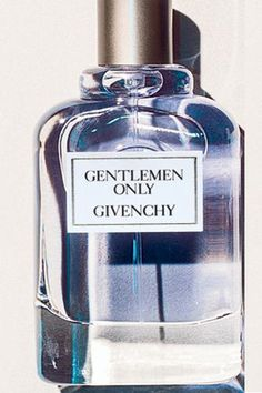 The Best Summer Fragrances for Men - Gentlemen Only, Givenchy
