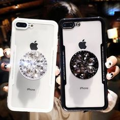 Diamond Pop Socket iPhone & Samsung Case phone cases from our store and get up to off. You will not find this rare cases in any other store, so grab this Limited Time Discount Now! Iphone 8 Plus, Iphone 5s, Coque Iphone, Iphone Phone Cases, Samsung Cases, Apple Iphone, S7 Phone, Iphone Charger, Phone Cover