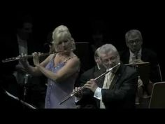 Sir James Galway & Lady Jeanne Galway perform Mozart - Turkish March - YouTube