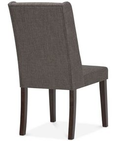 Tanley 2 Pack Deluxe Dining Chair, Direct Ship - Dining Room Chairs & Benches - Furniture - Macy's