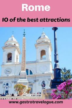 Rome the best attractions guide