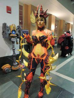 Wildfire Zyra LoL - Imgur