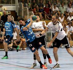 Der HC Erlangen gewinnt im DHB-Pokal gegen TVS Bayer Dormagen mit 33:26 (hier: #23 - Ole Rahmel) #hcerlangen #erlangen #hlstudios #Handball-Bundesliga #dkbhbl #hce #wirsindwiederda  #DHB-Pokal  www.hc-erlangen.de #erlangen_bilder