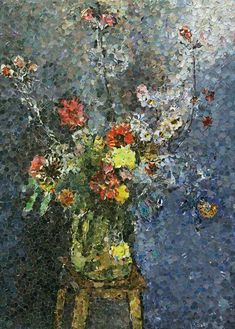 """""""What I've been doing in this series of works is mimicking the mental inability to piece together those bits of information that make us know someone through the media, by literally composing paintings at different levels from confetti-sized bits of paper punched out from magazines."""" – Vik Muniz  #vikmuniz #muniz #henrimatisse #matisse #bouquetofmixedflowers #flowers #painting #contemporaryart#contemporaryart #artaddict #instaart #art #artoftheday #artcollector Museum Exhibition, Henri Matisse, Art Day, Insta Art, Confetti, Magazines, Contemporary Art, Bouquet, Paintings"""