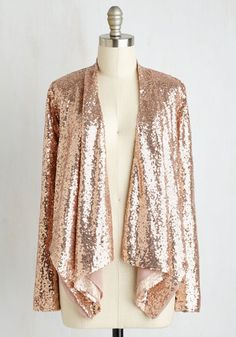 Glam of Action Jacket in Rose, @ModCloth