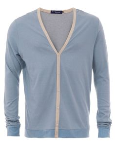 Light Blue Cardigan - Babel