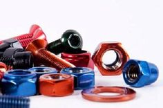 GWR COLOURFAST - COLOURED STAINLESS STEEL FASTENERS