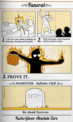 How NOT to give a F@CK...... courtesy.... www.collegehumor.com
