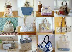 75 fácil hacer bolsos lindos y libro de arte de coser bolsas
