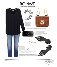 """""""Casual"""" by meghna2014 ❤ liked on Polyvore featuring Chloé, Rachel Entwistle, Alexander Wang, Anja, Arche and maurices"""