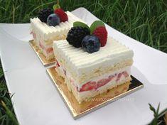 VÍKENDOVÉ PEČENÍ Vanilla Cake, Tiramisu, Cheesecake, Treats, Cupcakes, Baking, Sweet, Food, Fruit Cakes