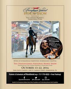 The Pennsylvania National Horse Show