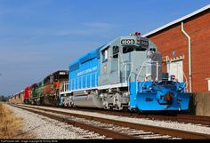 RailPictures.Net Photo: RRC 1000 Respondek Railroad Corp. EMD SD40-2 at Granite City , Illinois by Tommy Wolfe