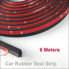 Cheapest prices US $10.58  6Meter/pcs P type car sound insulation sealing rubber strip anti Noise Rubber weatherstrip 3m Sticky Tape car door seal  #Meterpcs #type #sound #insulation #sealing #rubber #strip #anti #Noise #Rubber #weatherstrip #Sticky #Tape #door #seal  #BlackFriday