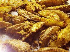 Tupun tupa: Rapsakat lohkoperunat ja hernetahna Chicken Wings, French Toast, Meat, Breakfast, Food, Morning Coffee, Essen, Meals, Yemek