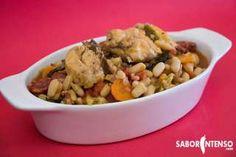 Receitas de Frango e Galinha | SaborIntenso.com