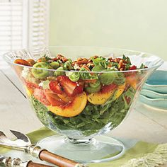 Strawberry Fields Salad Recipe