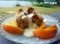 The Greenbrier's Bread Pudding