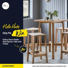 """#Attention Please -  #CFS Brand New #Contest is here! It's Called """"Hello Mate – Help Me Win"""".  1. Like our Facebook Page https://www.facebook.com/ChoiceFurnitureSuperstoreUK (If you haven't already) 2. Comment on the Post & Tag your favorite friends, family names with whom you would like to enjoy some funtime. 3. Share the Post Using Hashtag #CFSMYMATE 4. Submit Details https://www.choicefurnituresuperstore.co.uk/competition.html #giveaway #win #competition #eastergift #easter #easter2017"""