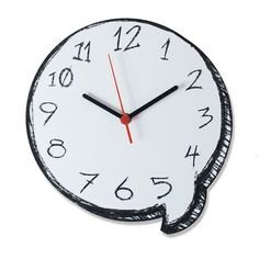 Relógio de Parede Balão - 27 x 25 cm