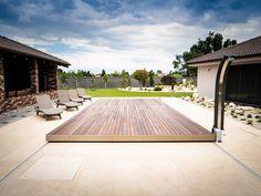 Kryt týždňa 21 | Poolwalk Sidewalk, Deck, Outdoor Decor, Home Decor, Decoration Home, Room Decor, Side Walkway, Front Porches, Walkway