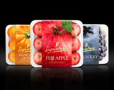 JL Fruit Signature — The Dieline - Package Design Resource