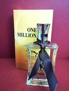 *FRAGRANZA Fresca e agrumata*  #profumoequivalente #OneMillion #PacoRabanne  DISPONIBILE: flacone da 50 ml a 12€ * in stick a 6 € *dopobarba in flacone da 100 ml a 12 €.