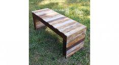 Garden: 30 furniture in pallets super cool! Eco Furniture, Wood Pallet Furniture, Wood Pallets, Diy Outdoor Kitchen, Outdoor Decor, Fairy Tree Houses, Pallet Designs, Backyard Garden Design, Pallets Garden