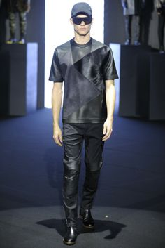 Dirk Bikkembergs Men's RTW Fall 2014 - Slideshow - Runway, Fashion Week, Fashion Shows, Reviews and Fashion Images - WWD.com