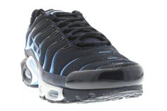 NIKE AIR MAX PLUS (OBSIDIAN AND BLUE)   Sneaker Freaker