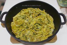 """""""Pastari"""" inabusite cu usturoi - Bunătăți din bucătăria Gicuței Romanian Food, Dan, Spaghetti, Ethnic Recipes, Green, Salads, Noodle"""