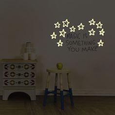 Chispum Muursticker Magic ✓Shop Chispum online bij Little Wannahaves ✓Bezoek onze winkel in Utrecht ✓Unieke items voor Kinderen