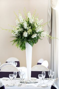 Flower Centrepiece for your wedding and corporate events.