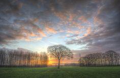 Sunrise by Peter Muks Photography, via Flickr