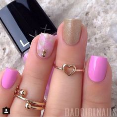Pinky Nails