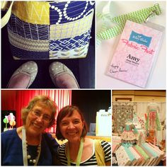 Riley Blakes Fabric Fest - a recap - Diary of a Quilter
