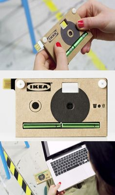 camera IKEA #sustainable